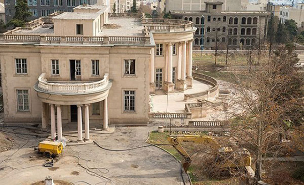 تخریب گران ترین خانه تهران برای ساخت مسجد
