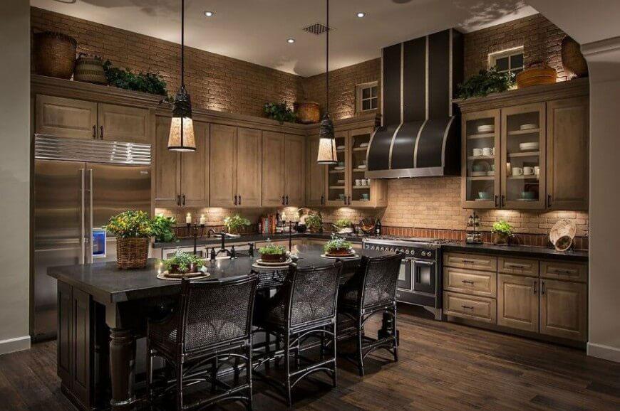 نکات کلیدی برای نورپردازی آشپزخانه ها