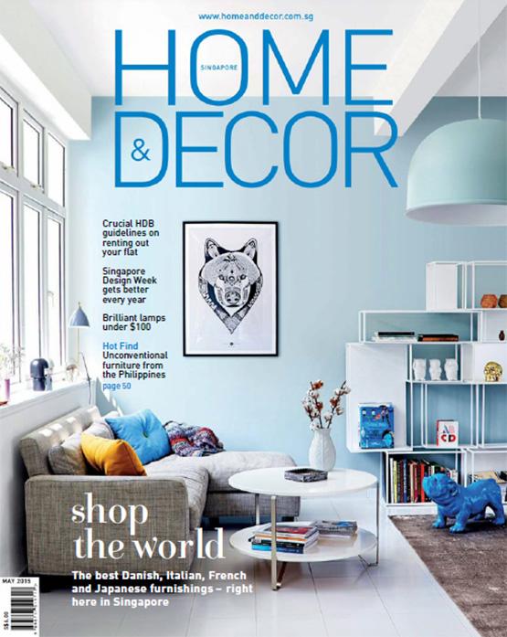 دانلود مجله طراحی داخلی- Home and decor
