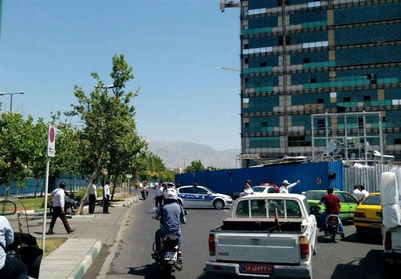 تیراندازی در مجلس و حرم امام خمینی(ره)