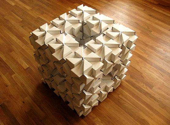 اوریگامی و کاربرد آن در معماری