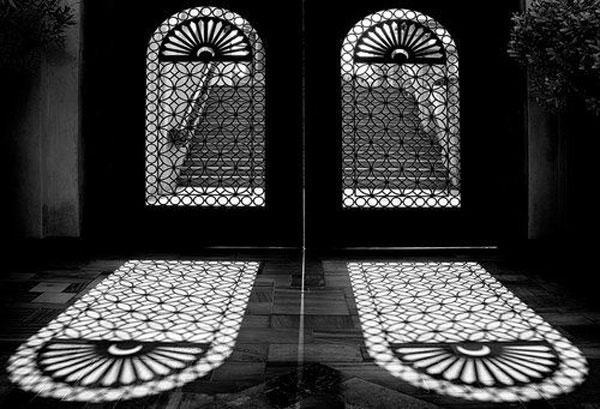 هنر عکاسی از سایه ها