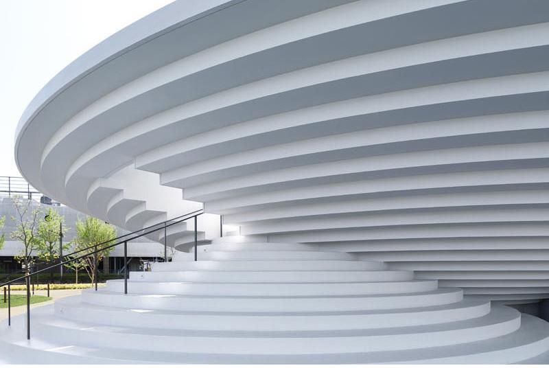 طراحی پلازا در چین