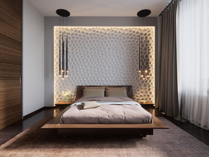 نکات کلیدی برای نورپردازی اتاق خواب ها