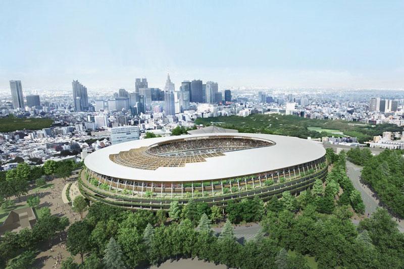 استادیوم ملی ژاپن