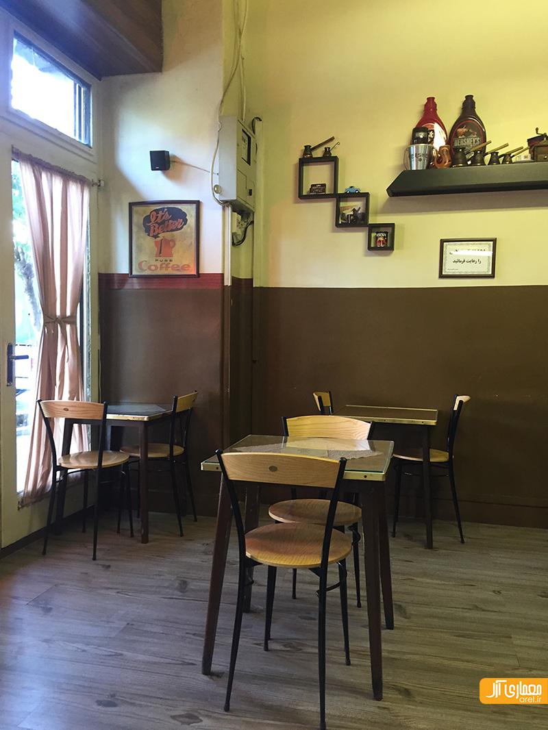 کافه اوریانت به قدمت 75 سال