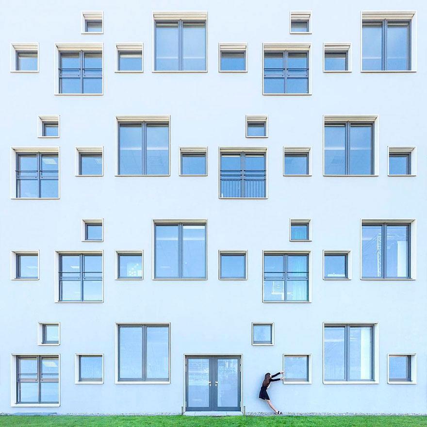 بازی با معماری