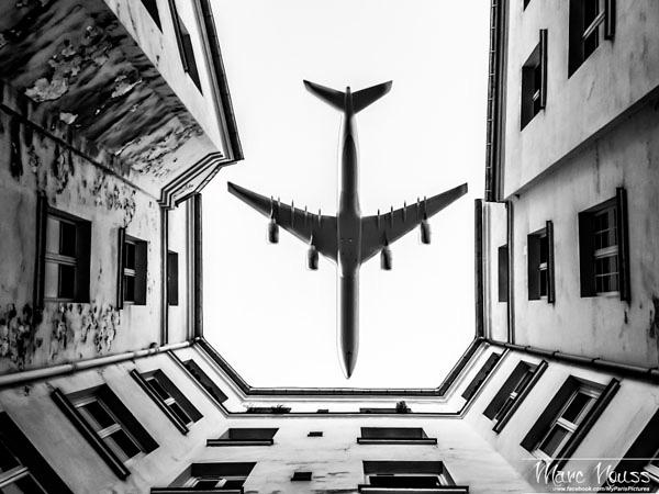 معماری و هواپیما ها