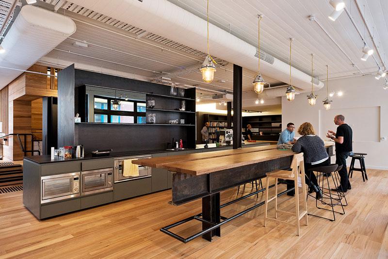 طراحی داخلی فضای اداری