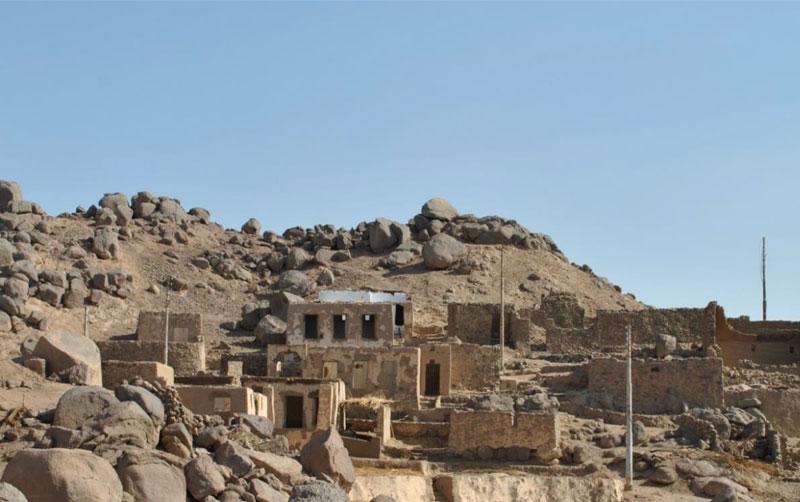 مسابقه بین المللی بازسازی خانه های تاریخی جزیره بیگا در مصر