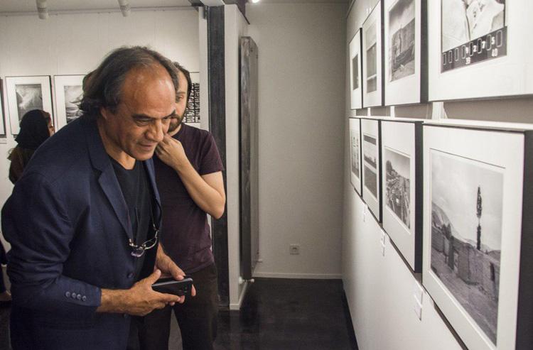 تجمعِ 77 هنرمند به یاد عباس کیارستمی