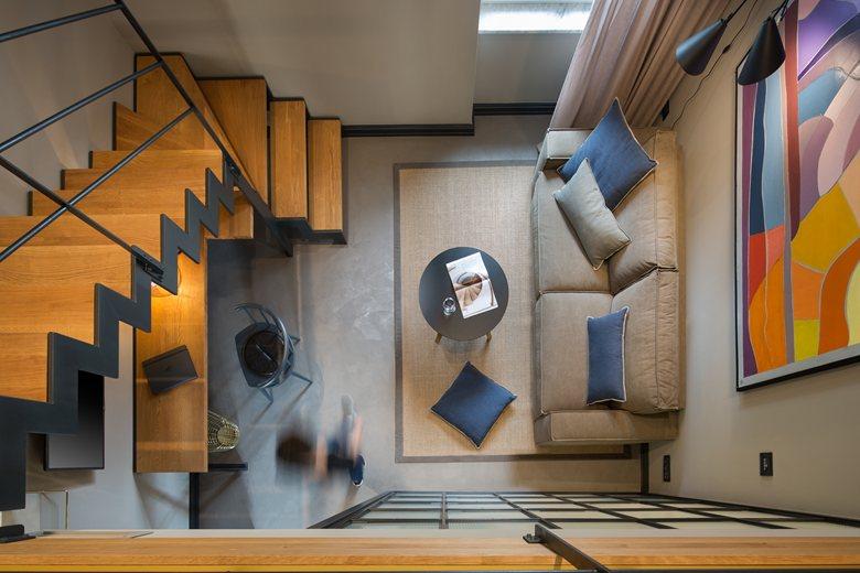 رنگ و بافت در طراحی داخلی هتل کرواسی