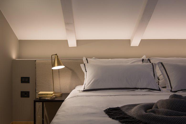 رنگ و بافت در طراحی داخلی هتل چهار ستاره کرواسی