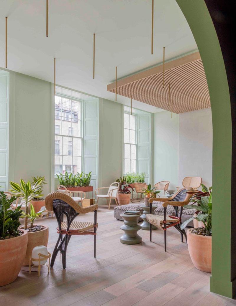 معماری و طراحی هتل 5 ستاره