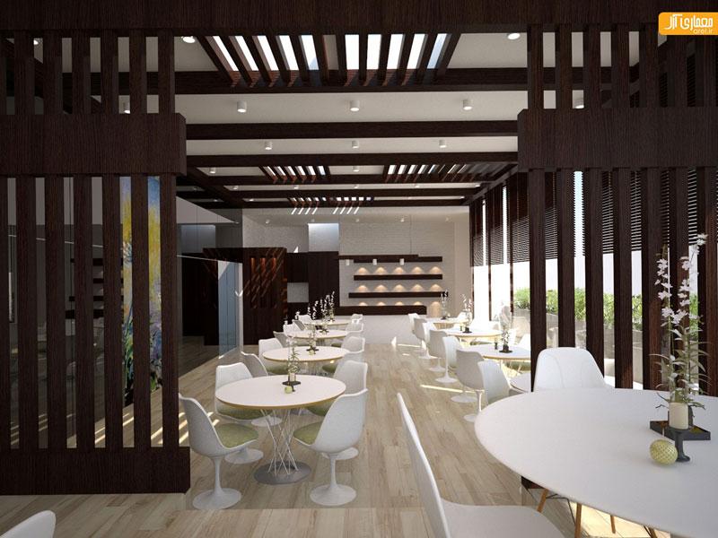 رستوران بیمارستان بهمن