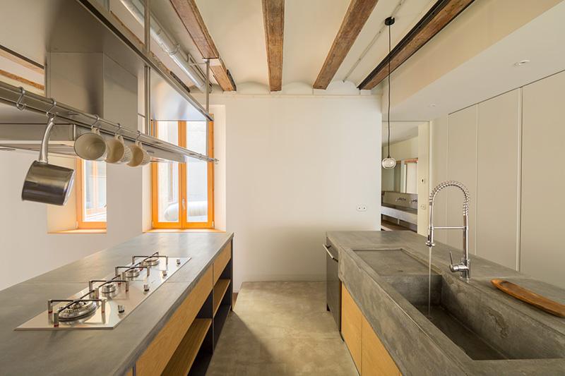طراحی داخلی خانه چند عملکردی!