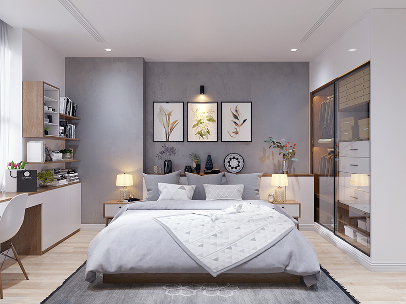 طراحی داخلی خانه به سبک اسکاندیناوی