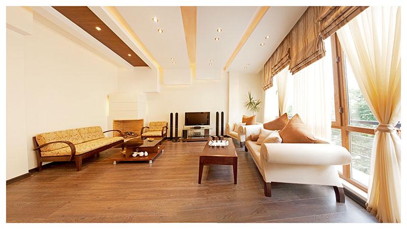 طراحی داخلی و معماری مجتمع مسکونی نیاوران