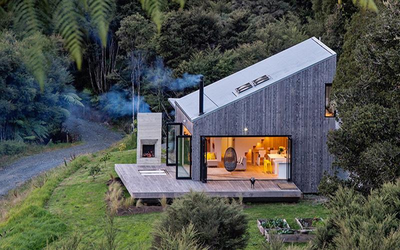 معماری و طراحی باغ ویلا