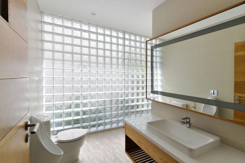 طراحی داخلی ویلای تریبلکس مدرن