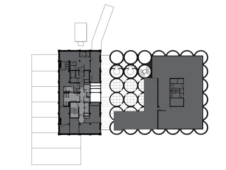پلان طبقه پنجم