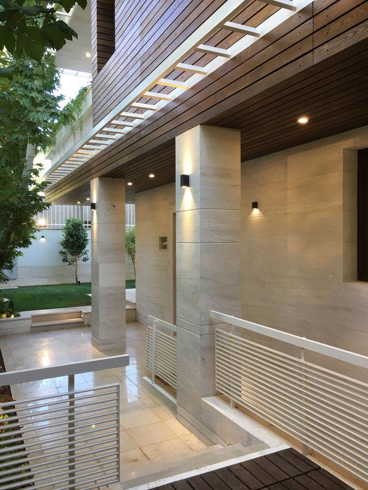 معماری خانه شماره 3