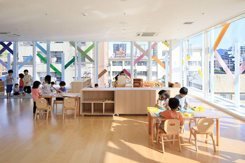 طراحی و ساخت مهد کودک