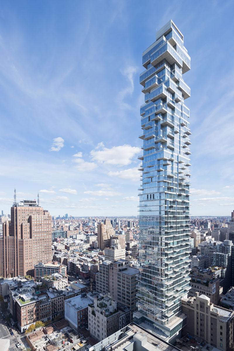 طراحی نمای بیرونی ساختمان های مسکونی