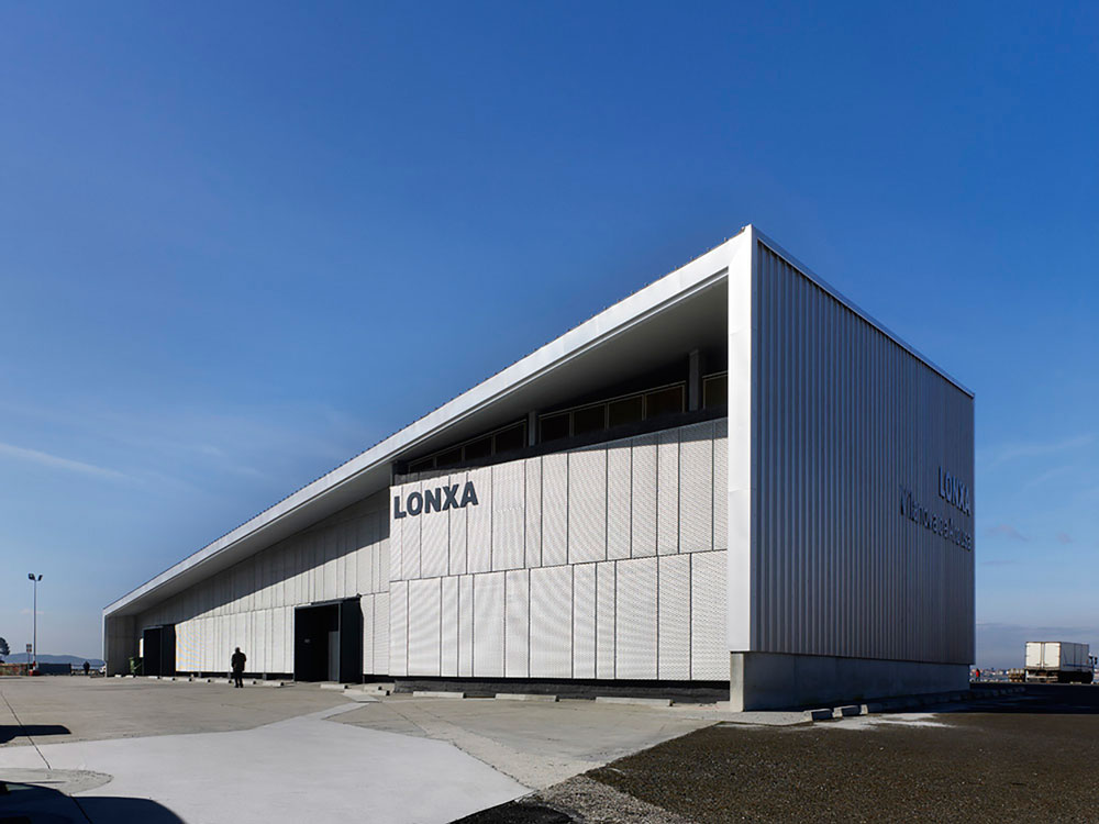 معماری کارخانه