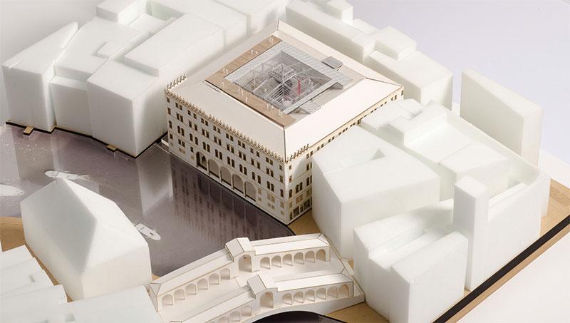 طراحی و بازسازی سالن اُپرای ونیز