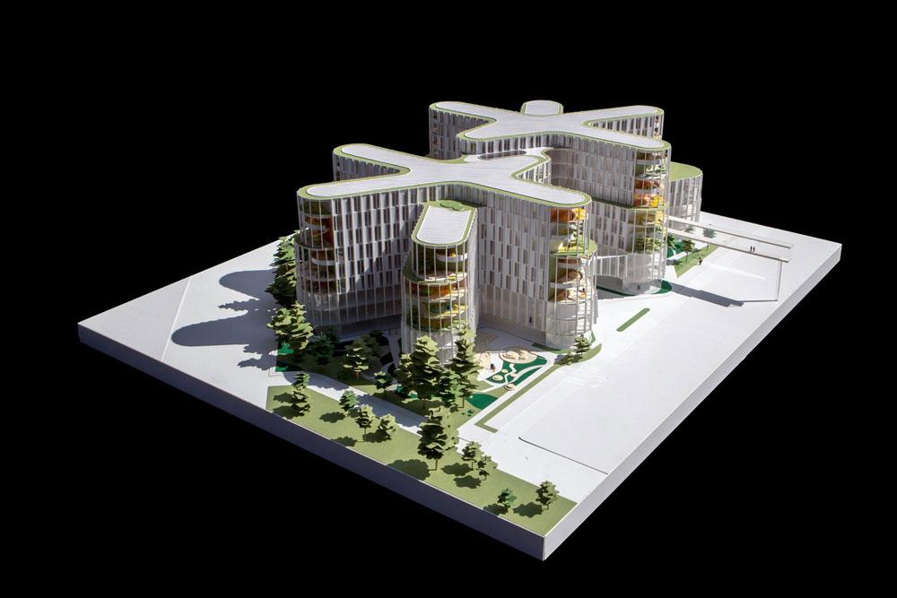 Image result for اصول طراحی بیمارستان