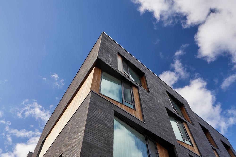 ساخت و طراحی مجتمع مسکونی