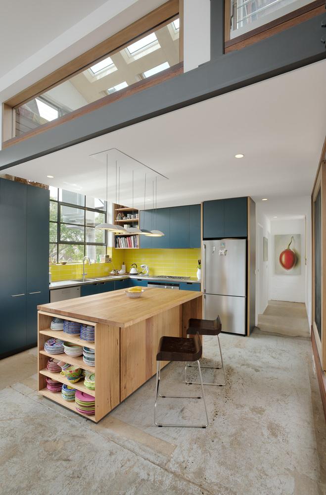 بازسازی و طراحی داخلی خانه مدرن