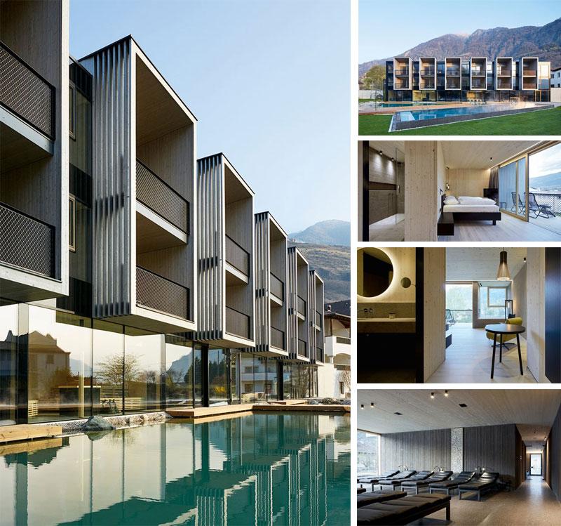 طراحی و ساخت هتل 4 ستاره