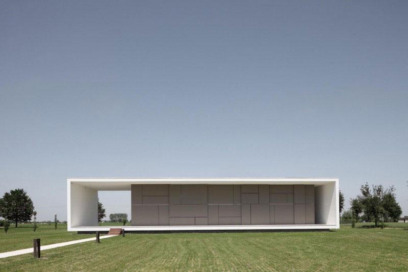 معماری و طراحی داخلی خانه مورلا