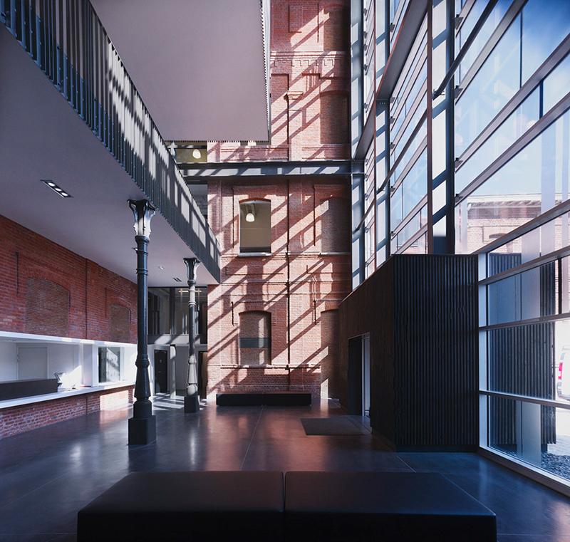 طراحی داخلی آموزشگاه موسیقی