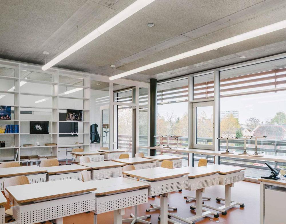 طراحی و ساخت مدرسه ابتدایی