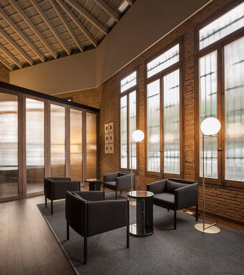 آرت دکو در معماری داخلی رستوارن