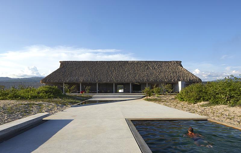 معماری خانه وابی تادائو آندو
