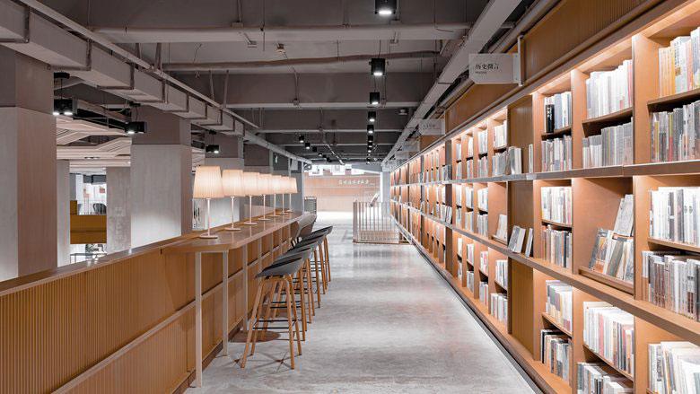 دکوراسیون داخلی کتابفروشی