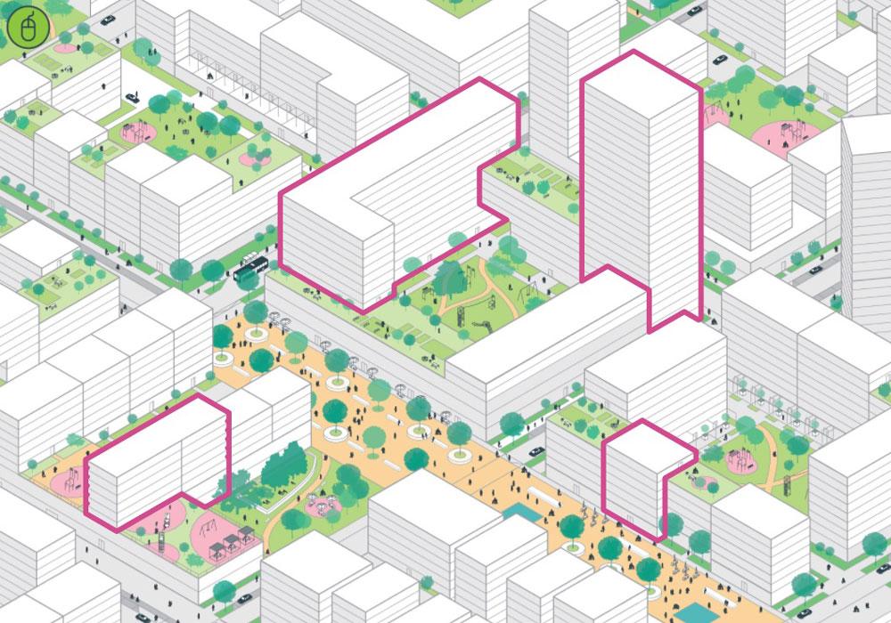 مسابقه بین المللی برای طراحی و توسعه مسکن استاندارد