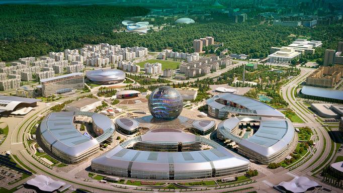 میراث اکسپو 2017 قزاقستان در یک چشمانداز جهانی