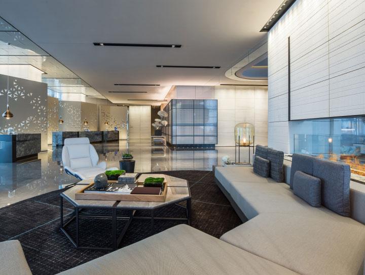معماری و طراحی داخلی هتل