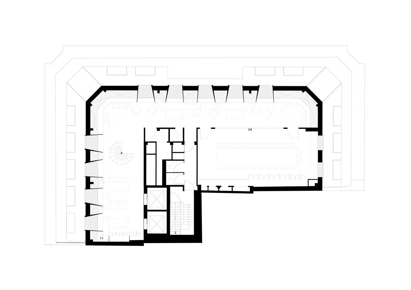 طراحی و دکوراسون داخلی فضای اداری مدرن