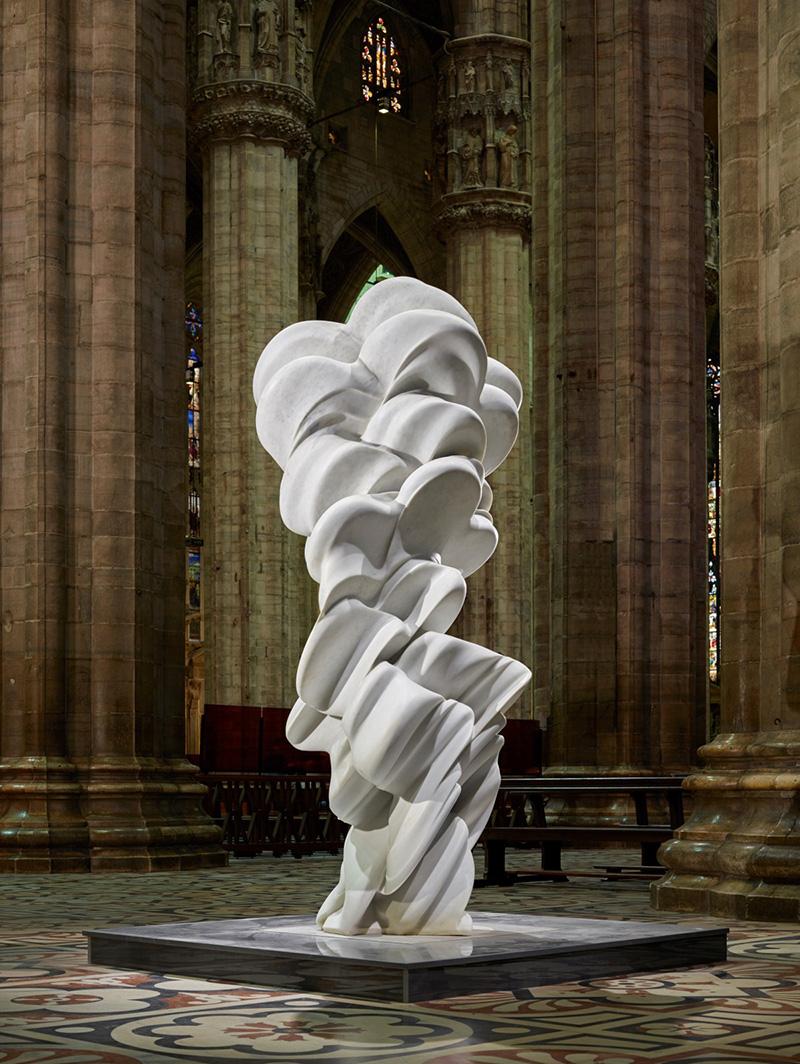 200 اثر از تونی کرگ در موزه هنرهای معاصر