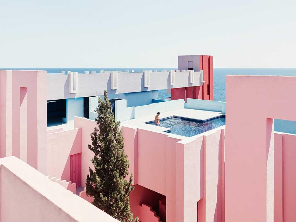 15 پروژه با رنگ های متنوع