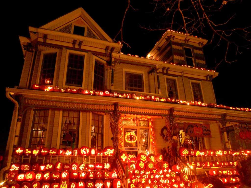 هالووین و معماری