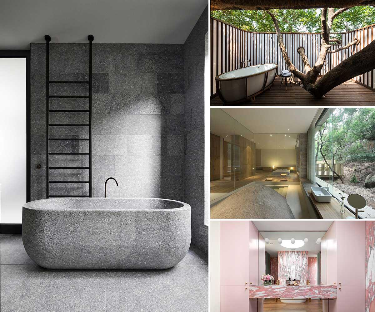 طراحی حمام 1