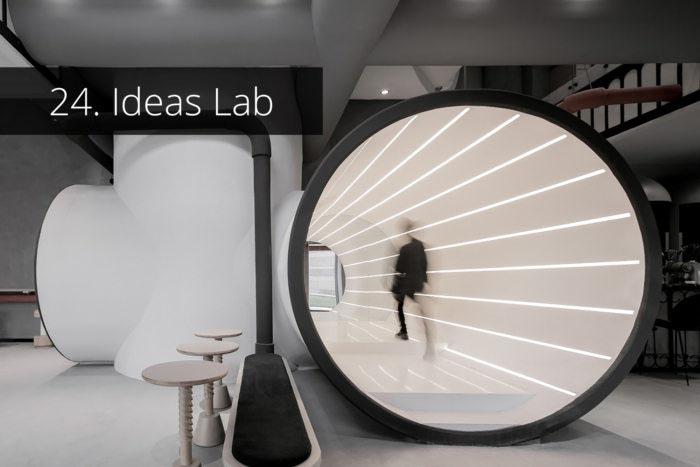 پلان سه بعدی آپارتمان های سه خوابه