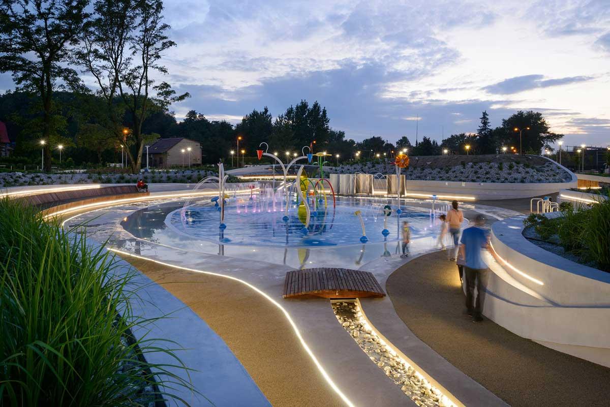 پارک آبی